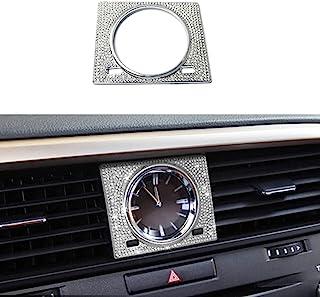 Ramecar 闪亮水晶时钟装饰戒指 适用于雷克萨斯 RX200 RX270 450h 2012-2017(1 件