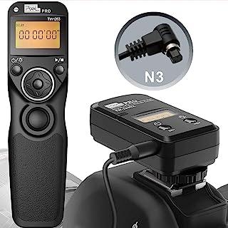 Pixel 无线遥控快门释放电缆 TW-283-N3 mer 遥控线适用于 EOS-R5,R6,1D X Mark II,1D X,1D,1Ds Mark III,1D Mark III,5D Mrak IV