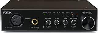 FOSTEX 耳机放大器 内置 D/A 转换器 支持高解析度 HP-A4BL