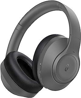 TaoTronics 混合主动降噪耳机,带麦克风,3 种 ANC 模式 2020 *蓝牙耳机 SoundSurge 55 无线耳机立体声声音,在线课堂家庭办公室 30H,CVC 8.0 麦克风