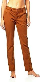 Fox 女式标准尺码 Dodds 斜纹弹力斜纹裤