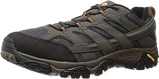 Merrell 男士 Moab Gore-Tex 防水徒步鞋