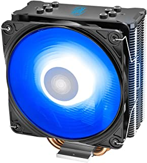 DECatalyst OOL GAMMAXX GTE V2 CPU散热器 支持CPU 风扇 Intel/AMD双接口 静音