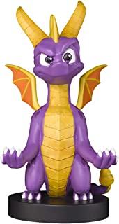 Cable Guy PlayStation 4支架 紫色小龙斯派罗 XL