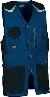 """Cofra V009-0-02.Z52 工作服 """"Craftsman"""",*蓝 / 黑色,52"""