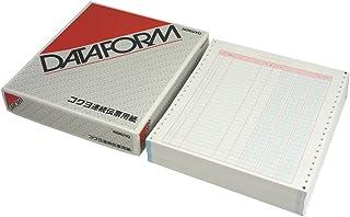 KOKUYO 国誉 连传单 单 销售额入账簿 无税额栏 500张 EC-T1301