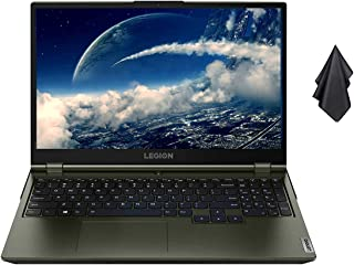 Lenovo 联想 Legion 5 游戏笔记本电脑 15.6 英寸 FHD IPS 144Hz 显示屏,Intel Core I7-10750H,16GB RAM,512GB PCIe + 1TB HDD,GTX 1660 Ti,WiFi,背...