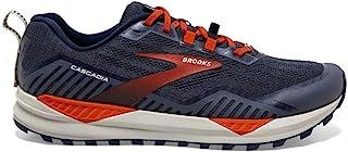 Brooks 男式 Cascadia 15 跑步鞋
