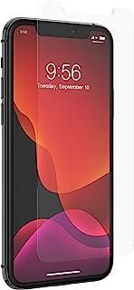 ZAGG InvisibleShield 玻璃+屏幕保护膜 - 高清钢化玻璃,专为苹果 iPhone 5.8 设计 - 碰撞和刮擦保护