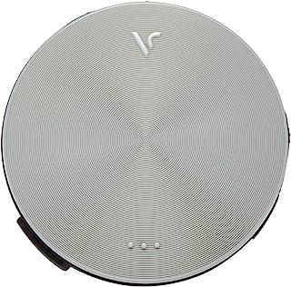 Voice Caddie VC4 高尔夫 GPS 测距仪/距离语音输出/自动斜坡/主动*信息/全球超过 40,000 个球场/前方、中部、*信息提供,银色和黑色