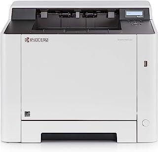 Kyocera Ecosys P5021cdn Laserdrucker für Farbe und Schwarz-Weiß: 21 Seiten pro Minute. Mobile-Print-Funktion für Smartphon...