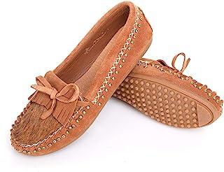 女式室内及室外一脚蹬软帮拖鞋室内一脚蹬家居鞋