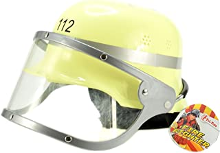 Toi-Toys 消防员头盔和防护罩 14943A 多色