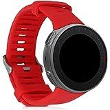 kwmobile 硅胶手表表带 适用于 Polar Vantage V - 健身追踪器替换表带 - 运动腕带手镯 带扣4…