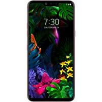 LG G8 ThinQ LMG820TM 128GB T-Mobile 无锁手机 - 胭脂红