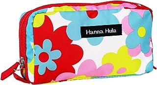 Hanna Hula 宠物 迷你小袋 带口袋 轻量 流行花朵 宽17×长9×宽5cm 61g