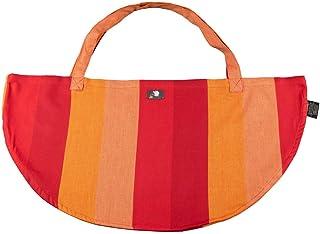 Hoppediz 悬挂婴儿秤 | 篮袋 | 婴儿篮 | 生日礼物 | Delhi 橙色