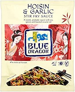 Blue Dragon Hoi Sin and Garlic Stir Fry Sauce 120 g (Pack of 12)