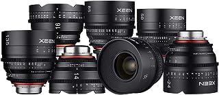 Xeen 15014T3.1N T3.1 Cine 镜头 Nikon 接口 14 毫米 黑色
