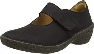 EL Naturalista 女式 N5780 愉悦黑色/Warao 莫卡辛鞋