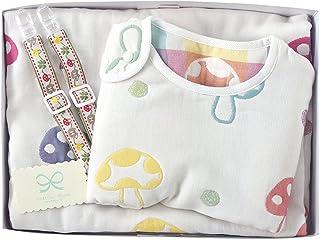 Hoppetta champignon 6层纱布+睡袋+多用夹 礼品套装 18111025