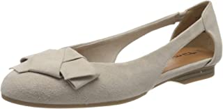 Tamaris 女式 1-1-22106-24 闭趾芭蕾平底鞋