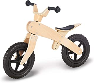 """Pinolino """"John"""" Balance Bike (Brown)"""