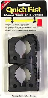 原装 Quick fistã'â® 夹子 用于安装工具 & 设备 1 - 2-1/4 直径(2 件) Quick fist