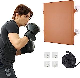 INNOLIFE 壁式拳击垫 2 合 1 壁式打孔垫 便携式树孔 适用于武术训练