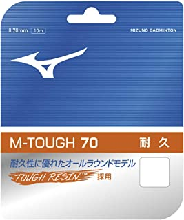 MIZUNO 美津浓 羽毛球 M-TOUGH 70 73JGA92001