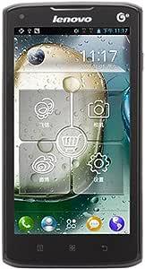 Lenovo 联想 S868T(黑色)TD-SCDMA/GSM 双卡双待双通 Android 4.0系统 双核1.2GHz处理器 800万像素