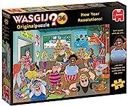 Jumbo Wasgij Original 36 新年决议!