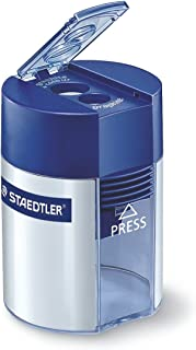 Staedtler 施德楼 新造型双空削盒 512 001(灰色)