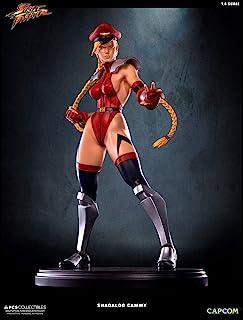 Street Fighter Iv 1/4 比例阴影迷彩雕像