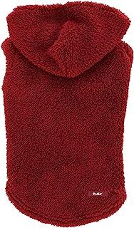 PetioE-Stretch 带帽卫衣 红色 XS 尺寸