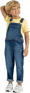 OFFCORSS 围兜罩衣适合幼儿男婴尺码 12 米 - 5T 可调节肩带修身外套