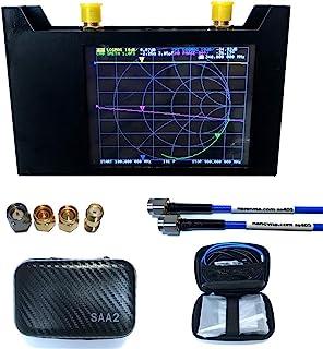 NanoVNA V2 50kHz-3GHz 矢量网络分析仪天线分析仪 VNA HF VHF UHF
