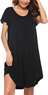Ekouaer 女式浴袍棉质轻质睡衣 Spa 长袍 (S-XXL)