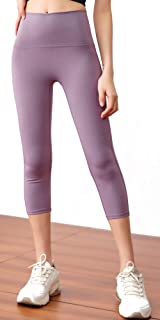 Bellivera 女式健身服 2 件套无缝瑜伽打底裤带运动文胸健身服套装