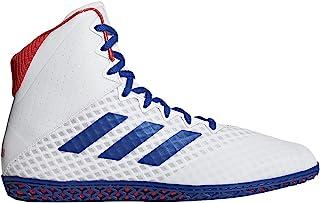 adidas 阿迪达斯 男式 Mat Wizard 4 摔跤鞋