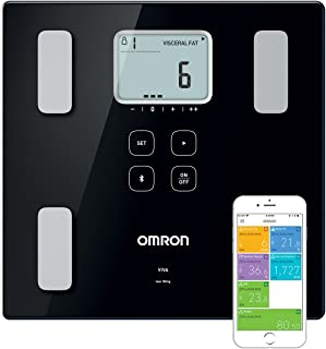 OMRON VIVA Smart Scale and Body Composition Monitor with Connection to the Omron Connect App