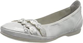 MARCO TOZZI 女士 2-2-22126-24 芭蕾舞鞋