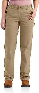 Carhartt 女式原创修身工装裤