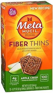 Metamucil 纤维片苹果脆皮包,2 件