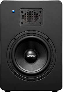 Earthquake Sound MPOWER-6 6.5英寸双向220瓦功率播音室监听音响 哑光黑