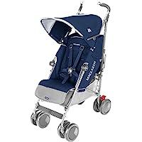 英国 Maclaren 玛格罗兰 Techno XT婴童车 深蓝色(官方直供 英国品牌 香港直邮)