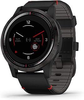 Garmin Legacy Saga 系列,星球大战达斯·维达灵感高级智能手表,包括黑武士灵感应用体验