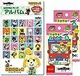 Nintendo 任天堂《集合吧!动物森友会~ amiibo+》amiibo卡【三丽鸥角色组合】(2包)+amiibo卡片相册 动森套装