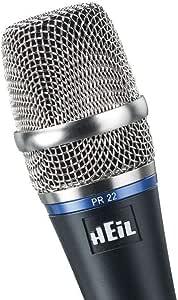 Heil Sound PR 22 Noise-Rejection 麦克风