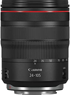 Canon RF 24-105mm Body f/4 L IS USM 镜头 - 黑色